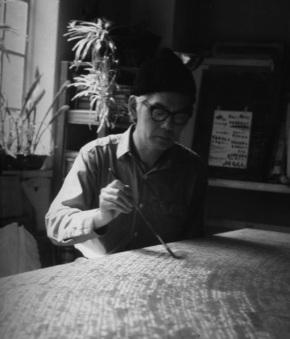 Kim Whanki -Record-Pintura-Enlace-Corea-2